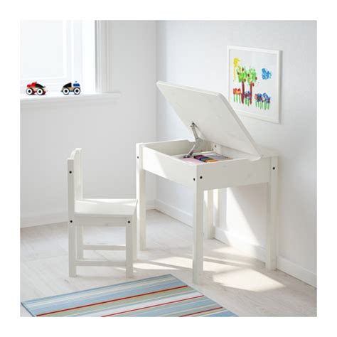 ikea kid desk sundvik children s desk white 58x45 cm ikea