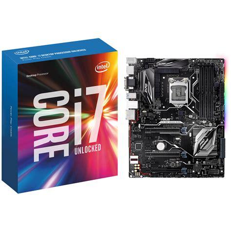 Asus Laptop Intel Processor intel i7 6700k 4 0 ghz processor asus z170