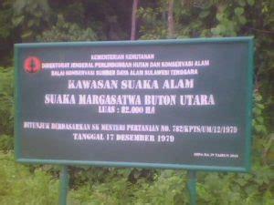 suaka margasatwa  indonesia  lokasinya haloedukasicom