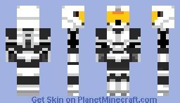 Minecraft Papercraft Snow Biome - if u halo use this skin in snow biomes minecraft skin