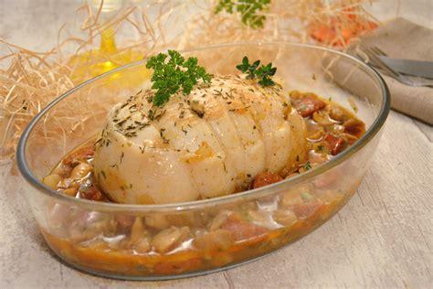 cuisiner roti de dinde r 244 ti de dinde sauce chorizo chignons au fil du thym