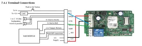 alarm bell box wiring diagram 29 wiring diagram images