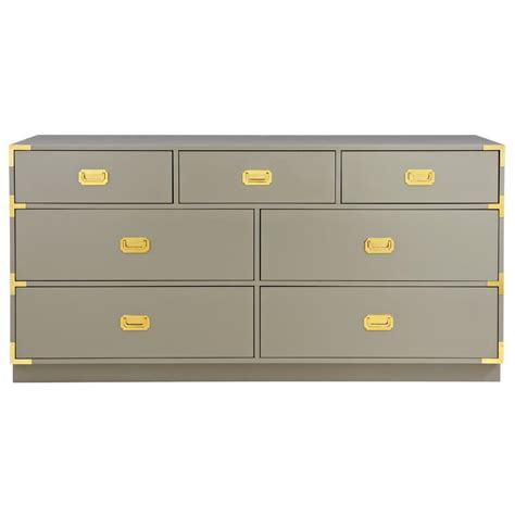 home decorators collection chatham 7 drawer taupe grey