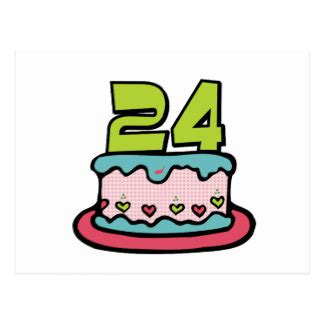 24 year old birthday cake gifts on zazzle