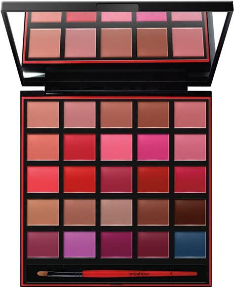 Lipcream Palette Box Lipgloss smashbox matte lipstick palette the of