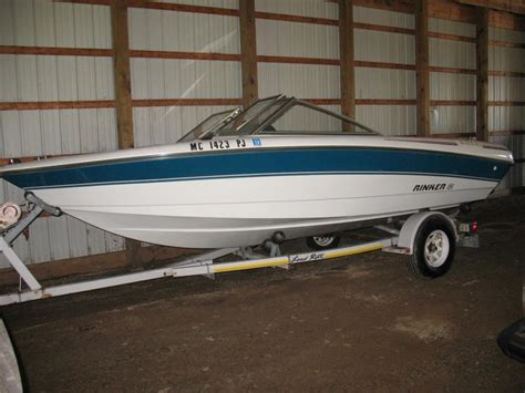 bow lake boat r rinker 180 boats for sale