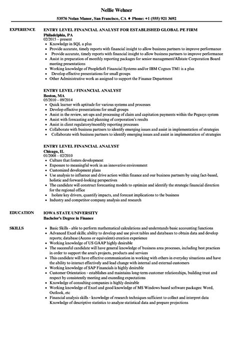 junior financial analyst resumes for ms word resume templates