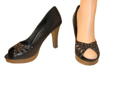 4 inch high heels mandee platform peep toe pumps 4 inch high heels black size 7