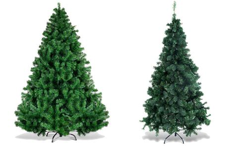 walmartcom t 38 artificial christmas trees 6ft 7ft up to 75 trees free shipping at walmart