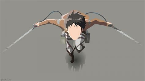 wallpaper eren yeager attack  titan   anime