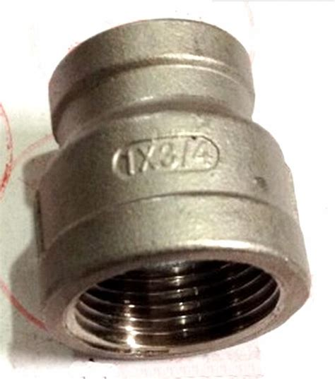 Equal Reducer 304 stainless steel reducer bsp equal thread pipe