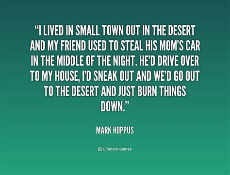 Small Quotes Quotes About Small Town Quotesgram