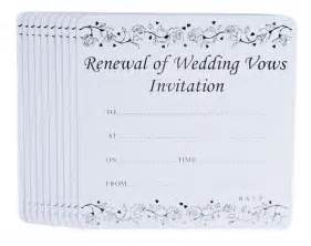 wedding vow template best photos of vow renewal ceremony order of service