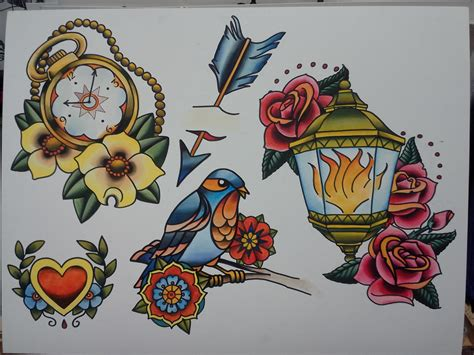 neo traditional tattoo flash neo traditional eagle flash