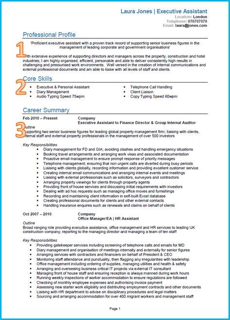 curriculum vitae format samples resume cover letter