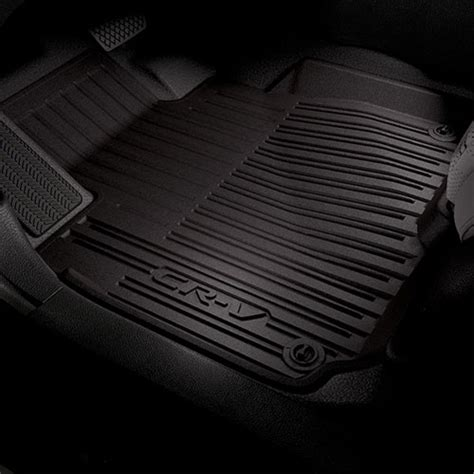 Honda Crv Floor Mats 2011 by All Season Floor Mats 08p17 Tla 110 Interior