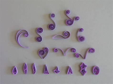 How To Make Paper Quilling Shapes - quilling 101 make