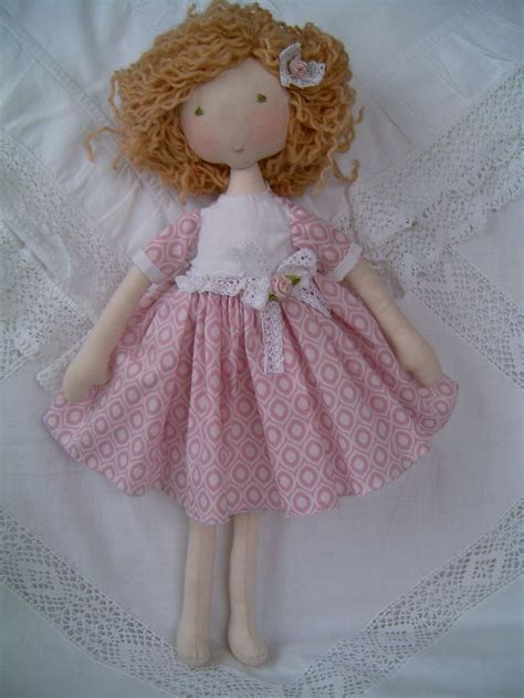 Handmade Rag Doll - 1000 ideas about handmade rag dolls on rag
