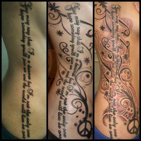 tattoo on ribs meaning 35 splendid rib tattoos for girls slodive