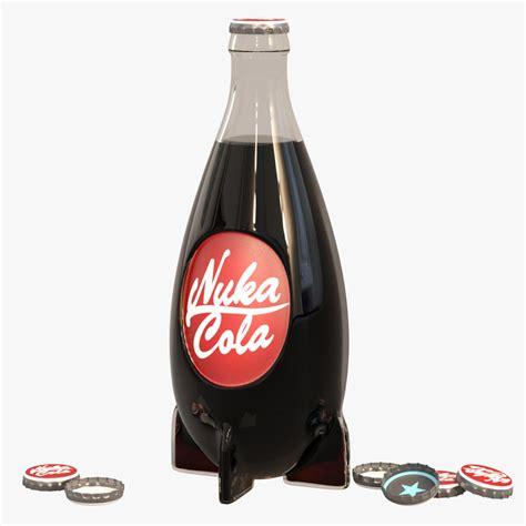 Drink Nuka Cola nuka cola drink 3d max