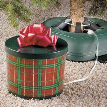 christmas tree watering present tree watering system bows and you from on
