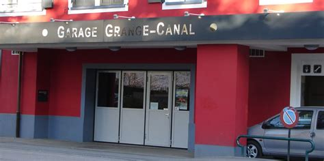 Garage Grange Canal by Garage De Grange Canal 224 232 Ve 1224 Ch 234 Ne Bougeries