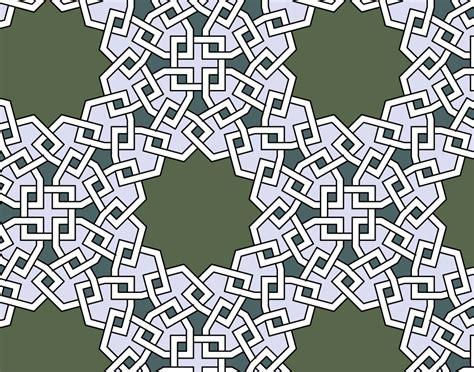 islamic pattern hankin s method attractor islamic star patterns