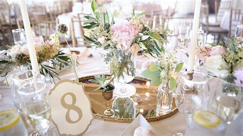 low cost wedding centerpiece unique ceremony day cheap