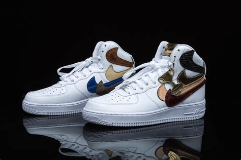 Nike Background Check The 50 Greatest Custom Sneakers Of All Time Sole Collector
