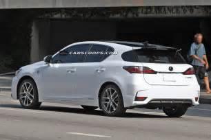 lexus ct facelift autoweek nl