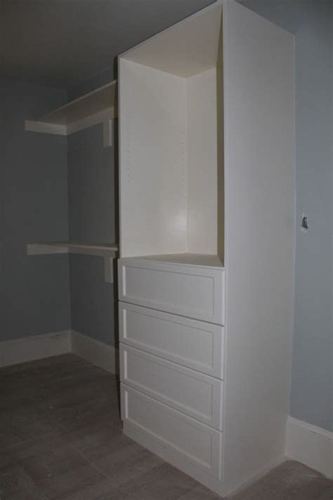 Drawer Units For Closets by The World S Catalog Of Ideas