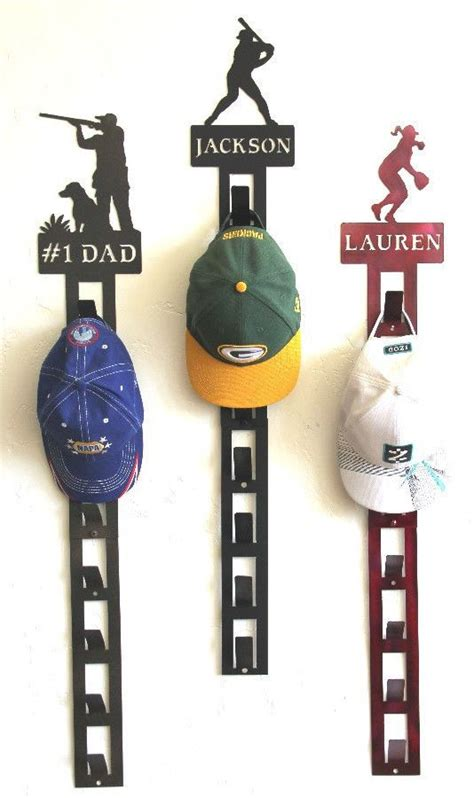 25 best ideas about hat racks on baseball hat