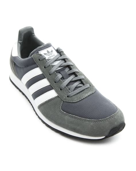 Grey Sneakers adidas adistar racer grey sneakers in gray for lyst
