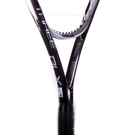 Raket Dunlop Fury 120 wilson blx three tennis racquet