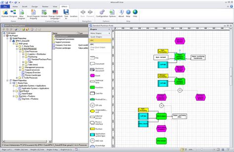 web based visio use visio 174 for process mapping transware ag