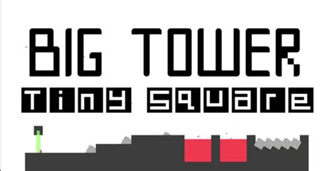 big tower tiny square recent game updates on armorgames com