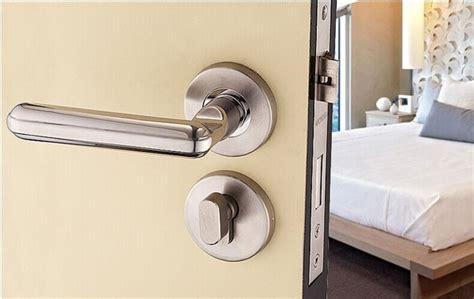 Top Quality Modern Stainless Steel Indoor Door Lock The Bedroom Door Lock Types