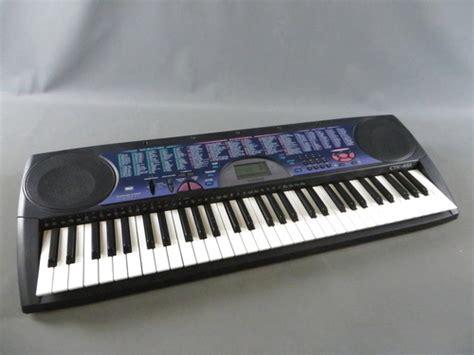 Keyboard Casio Ctk 100 casio ctk 451 portable keyboard 100 bank midi
