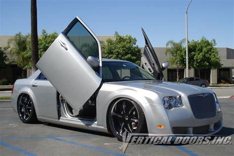 Chrysler 300 With Lambo Doors by Lambo Doors Vertical Doors Conversion Kits Carid