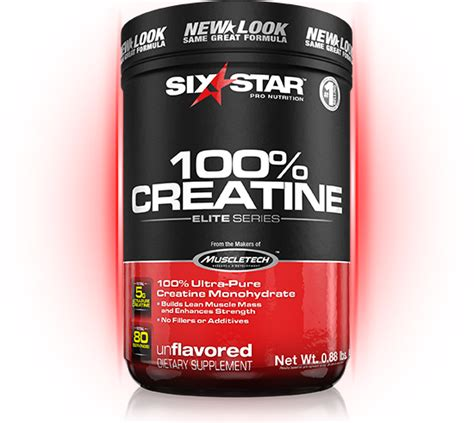 creatine x3 100 creatine six pro nutrition