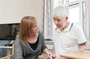 dementia care home staff call in 4 times a day