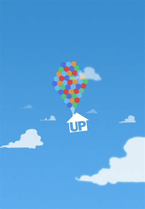 film up up to the sky showcase of creative minimalist posters