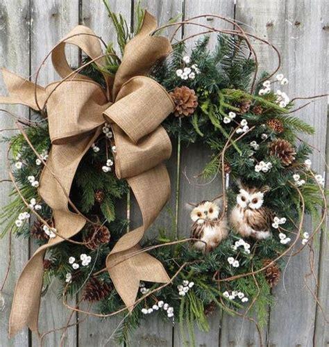 best wreath ideas best 25 winter wreaths ideas on