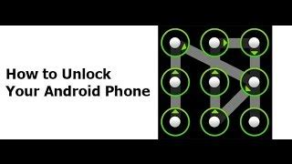 pattern unlock ideas how to unlock android pattern or password no software no