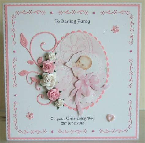 Christening Handmade Cards - christening card my handmade cards
