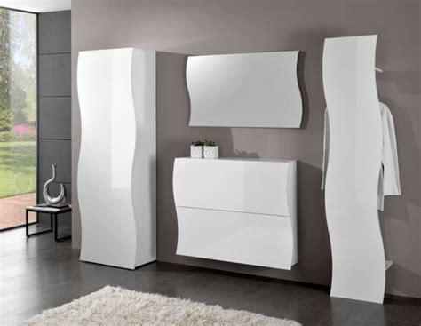 appendiabiti ingresso moderno onda armadio moderno per l ingresso scarpiera specchio