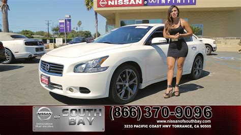 South Bay Nissan by Nissan Of South Bay Week 4