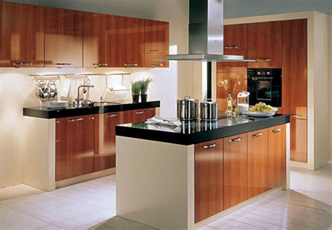 china mdf pvc thermofoil kitchen cabinet china