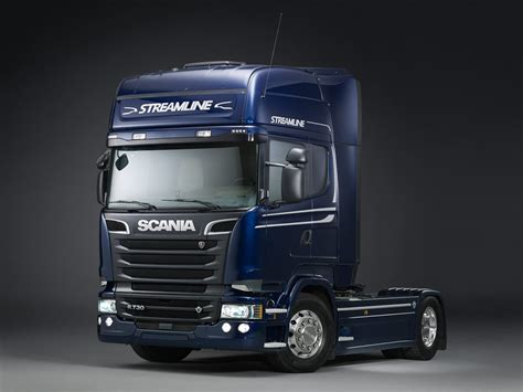 scania r series streamliner commercial vehicles