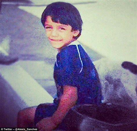 Alexis Sanchez Young | arsenal star alexis sanchez thanks fans for their birthday
